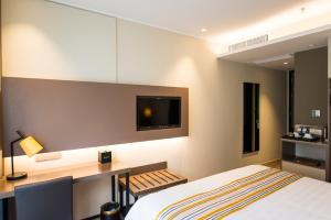 Home Inn Plus Shanghai Pudong Airport Chuangsha Metro Station, Hotely  Šanghaj - big - 15