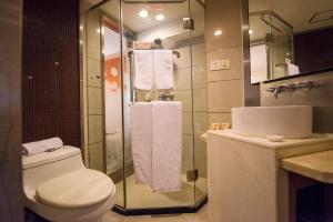 Motel Shanghai Disney Zhoupu Wanda Plaza, Hotel  Shanghai - big - 14
