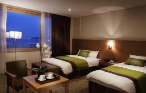 Y Ocean Hotel, Йосу