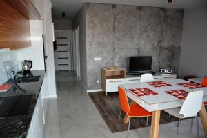 Apartamenty Apartinfo Ocean Waves, Apartments  Gdańsk - big - 1