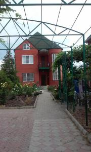 Дом отдыха на 50 лет Октября, Приморско-Ахтарск