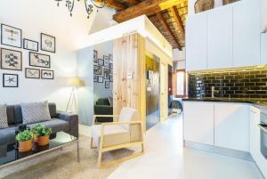 Valencia Luxury Attics Ayuntamiento, Apartmanok  Valencia - big - 95