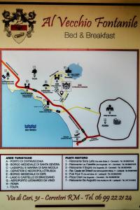 Al Vecchio Fontanile B&B, Bed and breakfasts  Ladispoli - big - 51