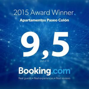 Apartamentos Paseo Colón