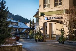 Уистлер (Британская Колумбия) - Whistler Peak Lodge