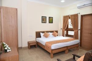 Lakehills Serviced Apartment, Apartmanok  Bhopál - big - 6
