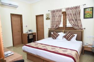 Lakehills Serviced Apartment, Apartmanok  Bhopál - big - 3