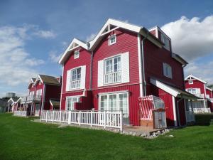 Doppelhaushälfte Windjammer