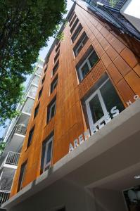 Буэнос-Айрес - Hotel Arenales
