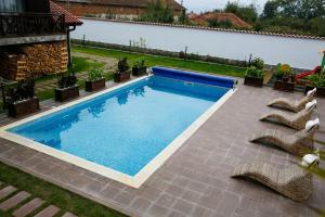 Einstein House & Spa, Guest houses  Marchevo - big - 32