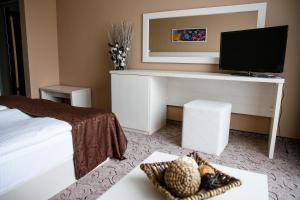 Einstein House & Spa, Guest houses  Marchevo - big - 48