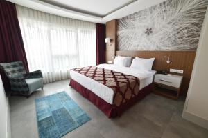 Bodrum Gulluk Marina Suites, Hotel  Gulluk - big - 12