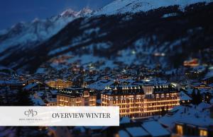 Mont Cervin Palace - Hotel - Zermatt