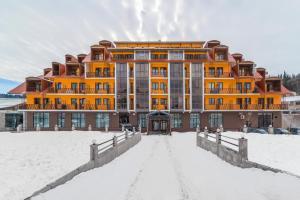 Snow Plaza, Отели  Бакуриани - big - 1