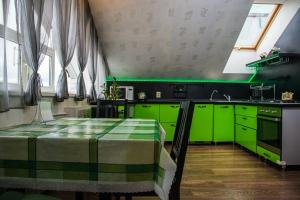 Apartment Khorovodnaya 50, Appartamenti  Kazan' - big - 21