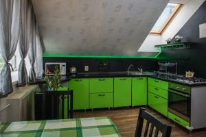 Apartment Khorovodnaya 50, Appartamenti  Kazan' - big - 9