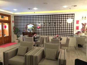 Hotel Jávea, Szállodák  Jávea - big - 78
