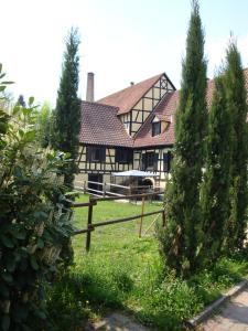 Domaine du Moulin im Elsass