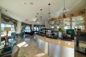 Bodrum Gulluk Marina Suites, Hotel  Gulluk - big - 48