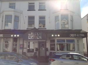 Happy Return Hotel, Penziony  Blackpool - big - 71