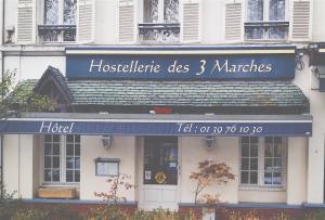 L'Auberge des 3 Marches, Отели  Le Vésinet - big - 18