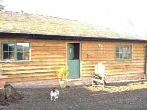 The Old Farm Office, Prázdninové domy  Kington - big - 5