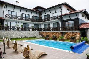 Einstein House & Spa, Guest houses  Marchevo - big - 28