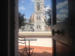 Studio Amazing view on Florence Dome
