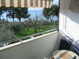 Apartment Oliva with sea view