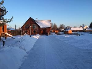 Ресторанно-гостиничный комплекс Тихая Заводь, Смоленск