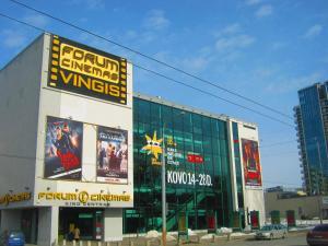 Centro apartamentai - Vingio apartamentai, Apartments  Vilnius - big - 43