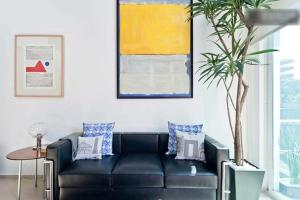 Duplex Penthouse Zona Rosa, Апартаменты  Мехико - big - 1
