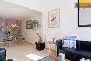 Duplex Penthouse Zona Rosa, Апартаменты  Мехико - big - 14