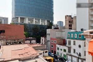 Duplex Penthouse Zona Rosa, Апартаменты  Мехико - big - 11