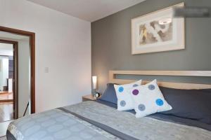 Duplex Penthouse Zona Rosa, Апартаменты  Мехико - big - 6