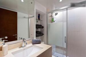 Duplex Penthouse Zona Rosa, Апартаменты  Мехико - big - 41