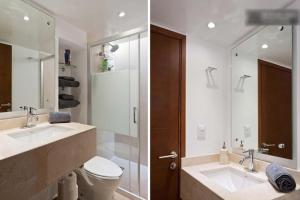 Duplex Penthouse Zona Rosa, Апартаменты  Мехико - big - 40