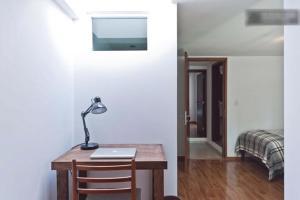 Duplex Penthouse Zona Rosa, Апартаменты  Мехико - big - 5