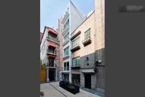 Duplex Penthouse Zona Rosa, Апартаменты  Мехико - big - 36