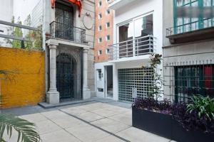 Duplex Penthouse Zona Rosa, Апартаменты  Мехико - big - 35