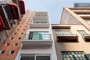 Duplex Penthouse Zona Rosa, Апартаменты  Мехико - big - 4