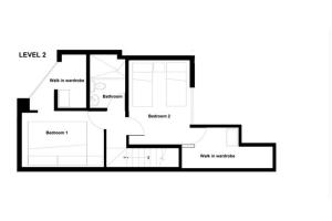 Duplex Penthouse Zona Rosa, Апартаменты  Мехико - big - 3