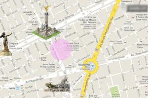 Duplex Penthouse Zona Rosa, Апартаменты  Мехико - big - 31