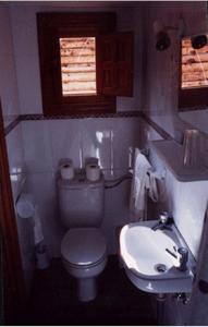 Cabañas Jimera de Líbar, Venkovské domy  Jimera de Líbar - big - 16