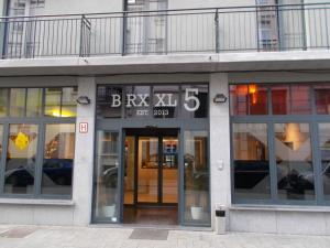 Brxxl 5 City Centre Hostel, Брюссель
