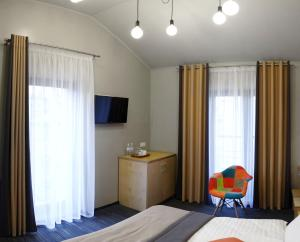 Etude Hotel, Hotely  Ľvov - big - 11