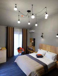 Etude Hotel, Hotely  Ľvov - big - 14