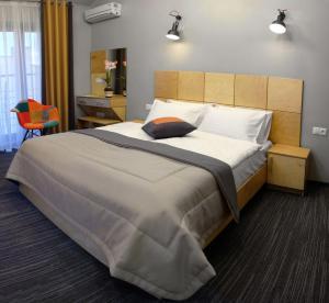 Etude Hotel, Hotely  Ľvov - big - 15