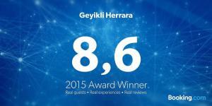 Geyikli Herrara, Отели типа «постель и завтрак»  Geyikli - big - 16