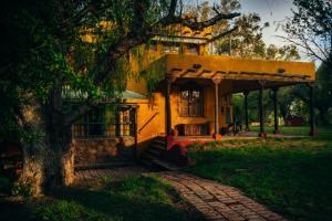 Finca La Encantada, Venkovské domy  San Rafael - big - 52